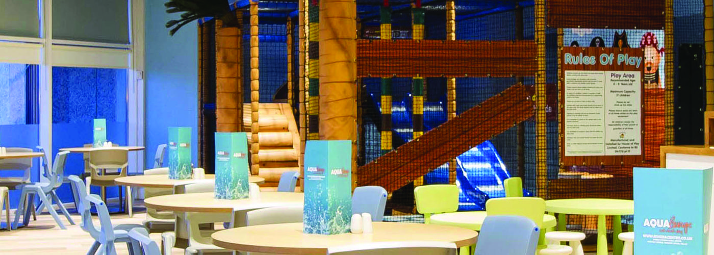 Riviera International Conference Centre Aqua Lounge Kids area